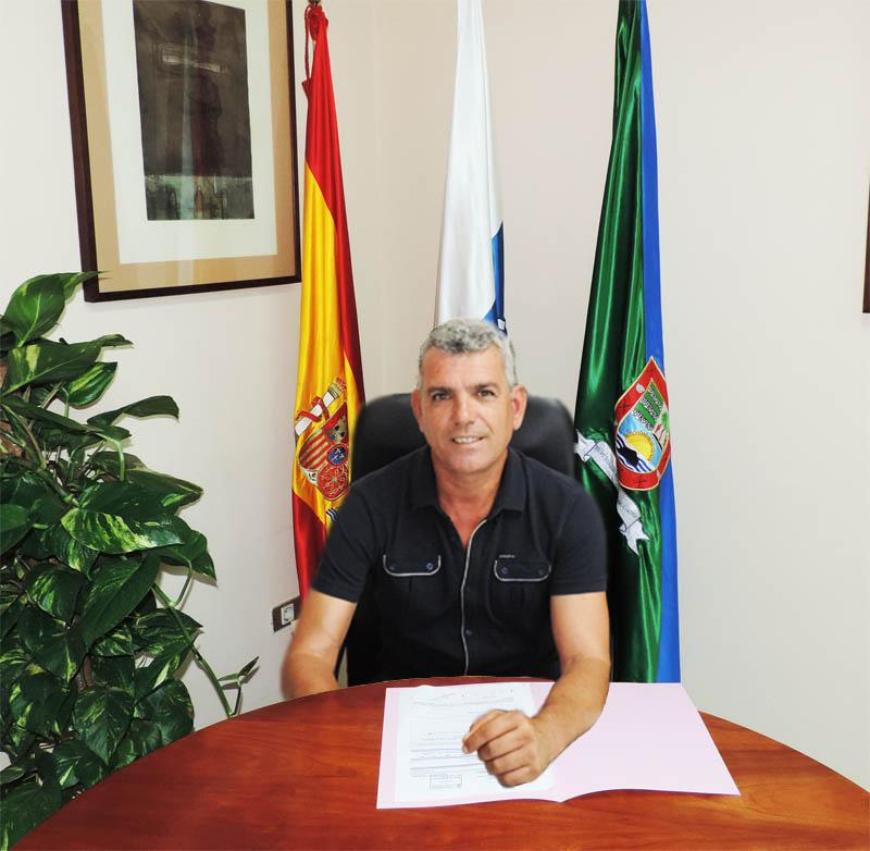 D. Pedro José Dorta Santos