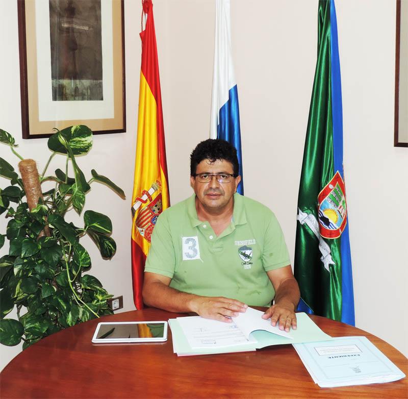 D. Pedro Manuel Ramos Negrín