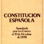 constitución-Española-1978