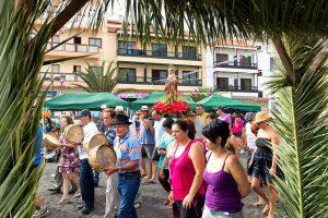 Fiestas San Pedro y San Pablo Tradicional Procesión Marítima