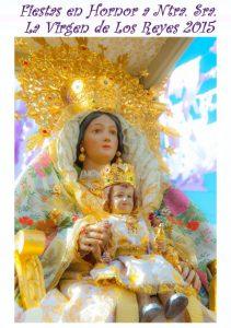 Virgen de Los Reyes 2015