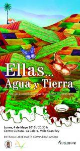 """Teatro, """"Ellas…Agua y Tierra"""""""