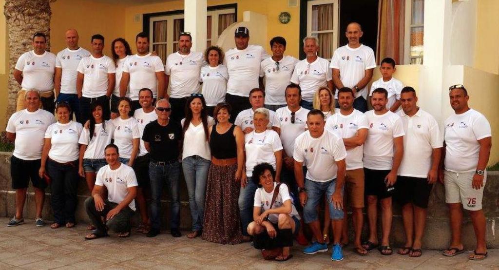 Grupo Fotocazasub 2015