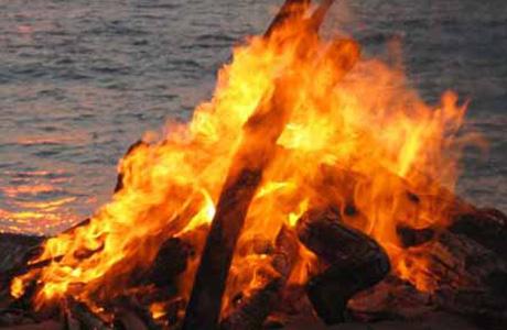 El Ayuntamiento de Valle Gran Rey, ante el riesgo de incendio, suspende las hogueras de San Juan.