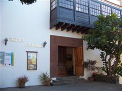 Horario de Biblioteca Municipal de Valle Gran Rey, verano 2015
