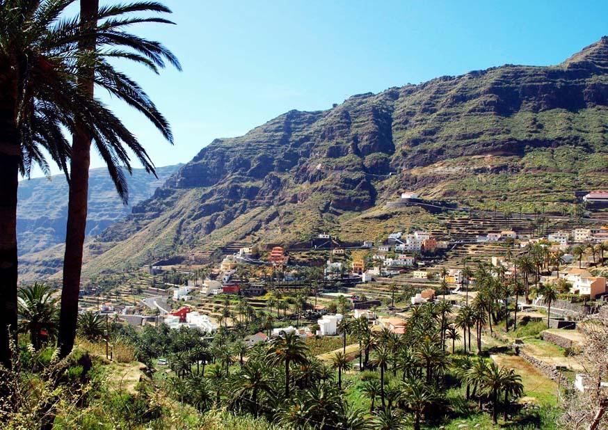 El Ayuntamiento de Valle Gran Rey comienza los trabajos de actualización de impuestos locales
