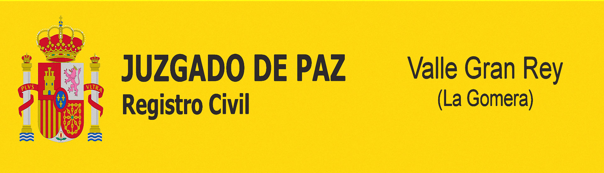Juzgado de Paz Y Registro Civil