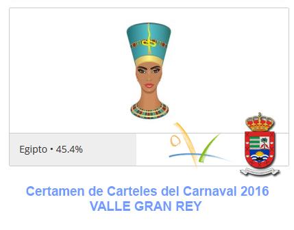 Valle Gran Rey celebrará entre el 8 y el 13 de febrero su Carnaval dedicado a Egipto.