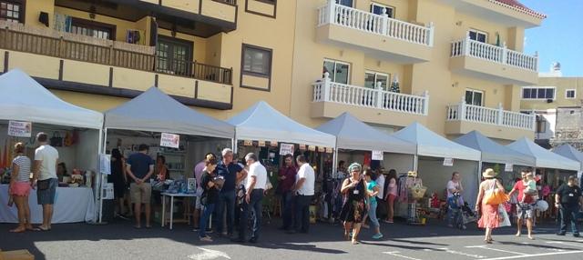 El Ayuntamiento de Valle Gran Rey celebra que la II edición del Exposaldo sea un éxito.