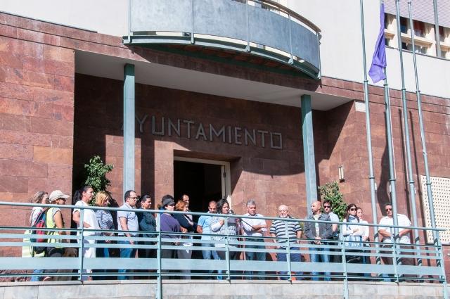 El Ayuntamiento de Valle Gran Rey se Suma a la Lucha contra la Violencia de Género.