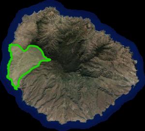 Descripción - Situación y área