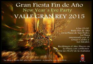 Fiesta Fin de Año 2015