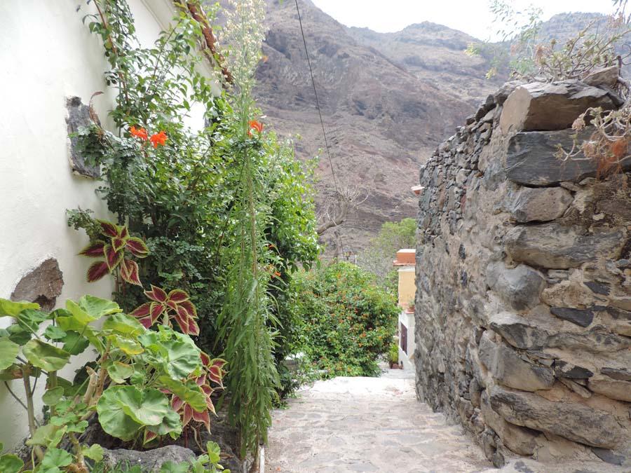 El Guro BARRIOS Valle Gran Rey