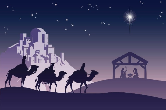 Los niños de Valle Gran Rey reciben hoy a  Sus Majestades Los Reyes Magos de Oriente.