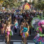 10/03/2013  carnaval de los cristianos arona 2013