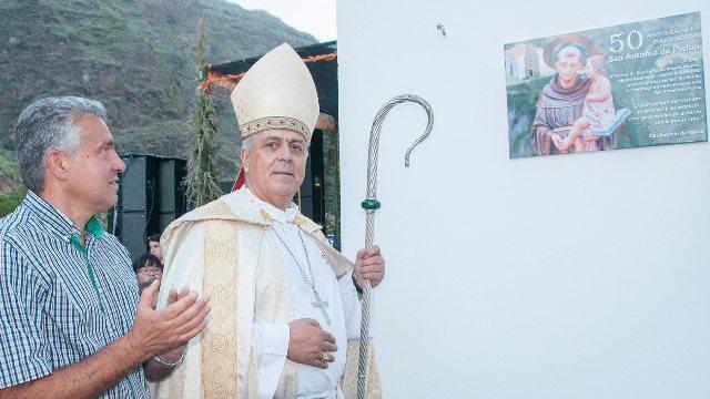 El Ayuntamiento de Valle Gran Rey felicita al barrio de Guadá por el 50 Aniversario de la Parroquia.