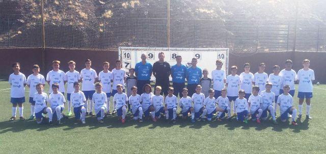 Termina el exitoso XII Edición del  Campus de Fútbol Suma C. D. Tenerife de Verano en Valle Gran Rey.