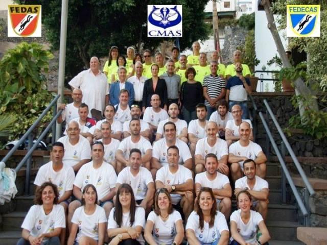 El Ayuntamiento de Valle Gran Rey agradece la confianza depositada para acoger la XXVI edición del Campeonato de España de CazaFotoSub.