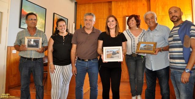 El Ayuntamiento de Valle Gran Rey entrega los premios a los ganadores del I Concurso de Fotografía 2016