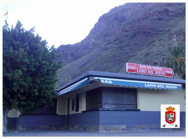 El Ayuntamiento de Valle Gran Rey saca a licitación la explotación del Bar de la Plaza de Lomo Riego.