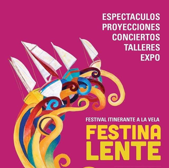 Valle Gran Rey es última escala del festival Festina Lente, un evento mundial donde el mar es el protagonista.