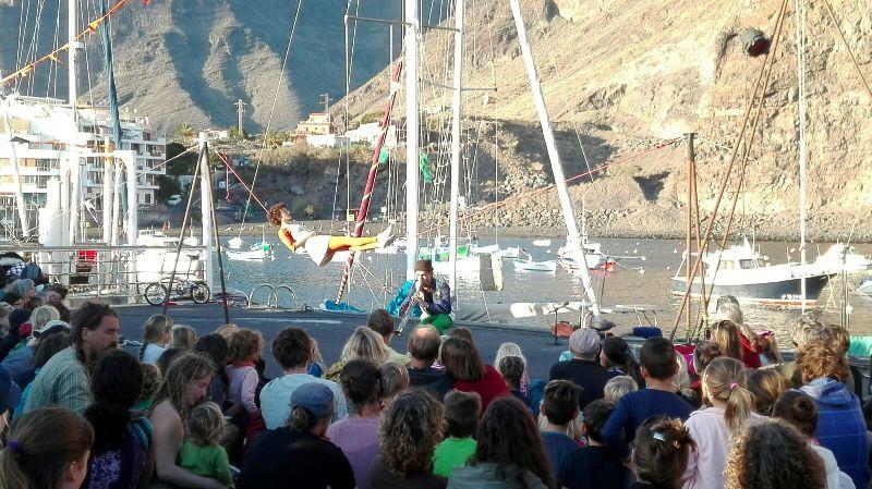 El Ayuntamiento de Valle Gran Rey desmiente las acusaciones vertidas sobre el Festival Festina Lente.