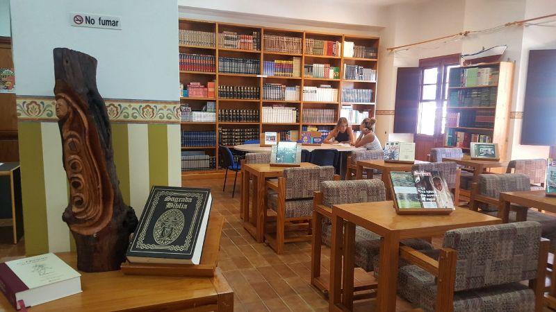 Horario de Biblioteca Municipal de Valle Gran Rey, verano 2017
