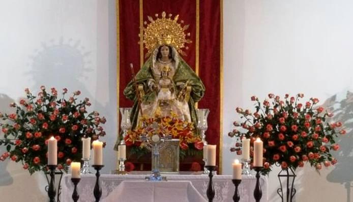 Nochebuena con la Virgen