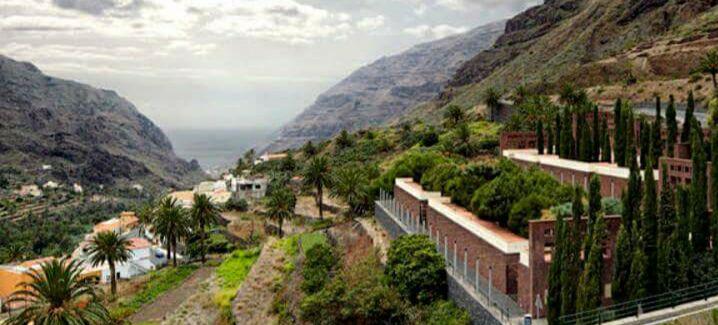 El Ayuntamiento de Valle Gran Rey tiene encargado un estudio para conocer la viabilidad de la restauración del tanatorio de Guadá y de la optimización del cementerio municipal.