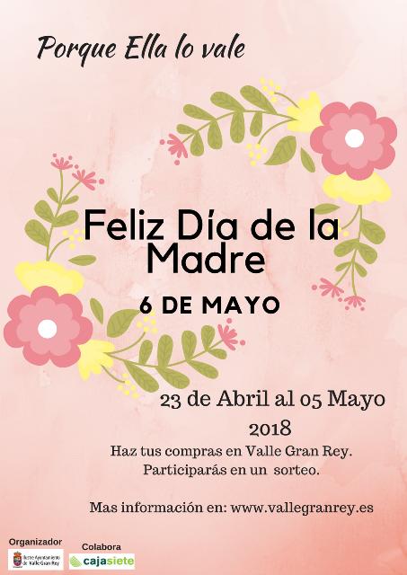 El Ayuntamiento de Valle Gran Rey fomenta el comercio local con motivo del Día de la Madre