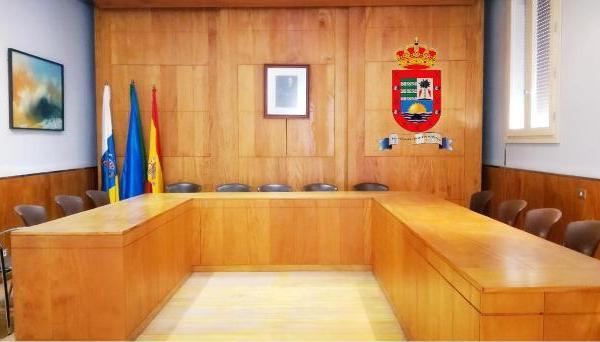 Resumen del pleno municipal de Valle Gran Rey