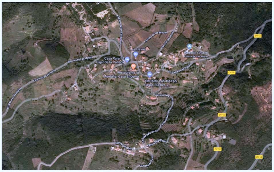 El Ayuntamiento de Valle Gran Rey continúa el acondicionamiento de los caminos de Las Hayas